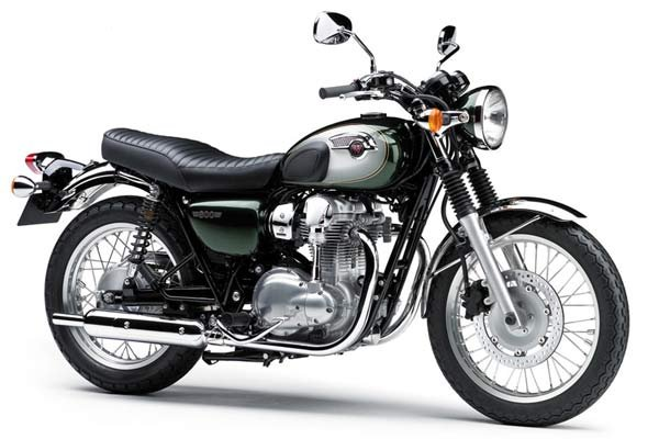 Kawasaki W800 Retro Motorcycle