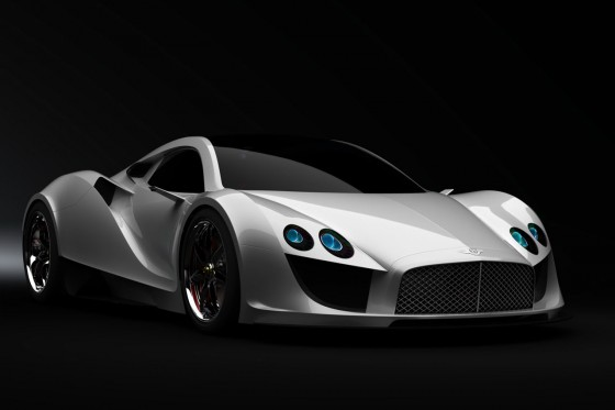 Bently-Silver-Wings-Concept