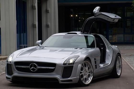 FAB-Design-Mercedes-SLS-Front