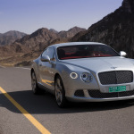 2011-Bentley-Continental-GT-Silver-Front