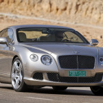 2011-Bentley-Continental-GT-Grey-Front