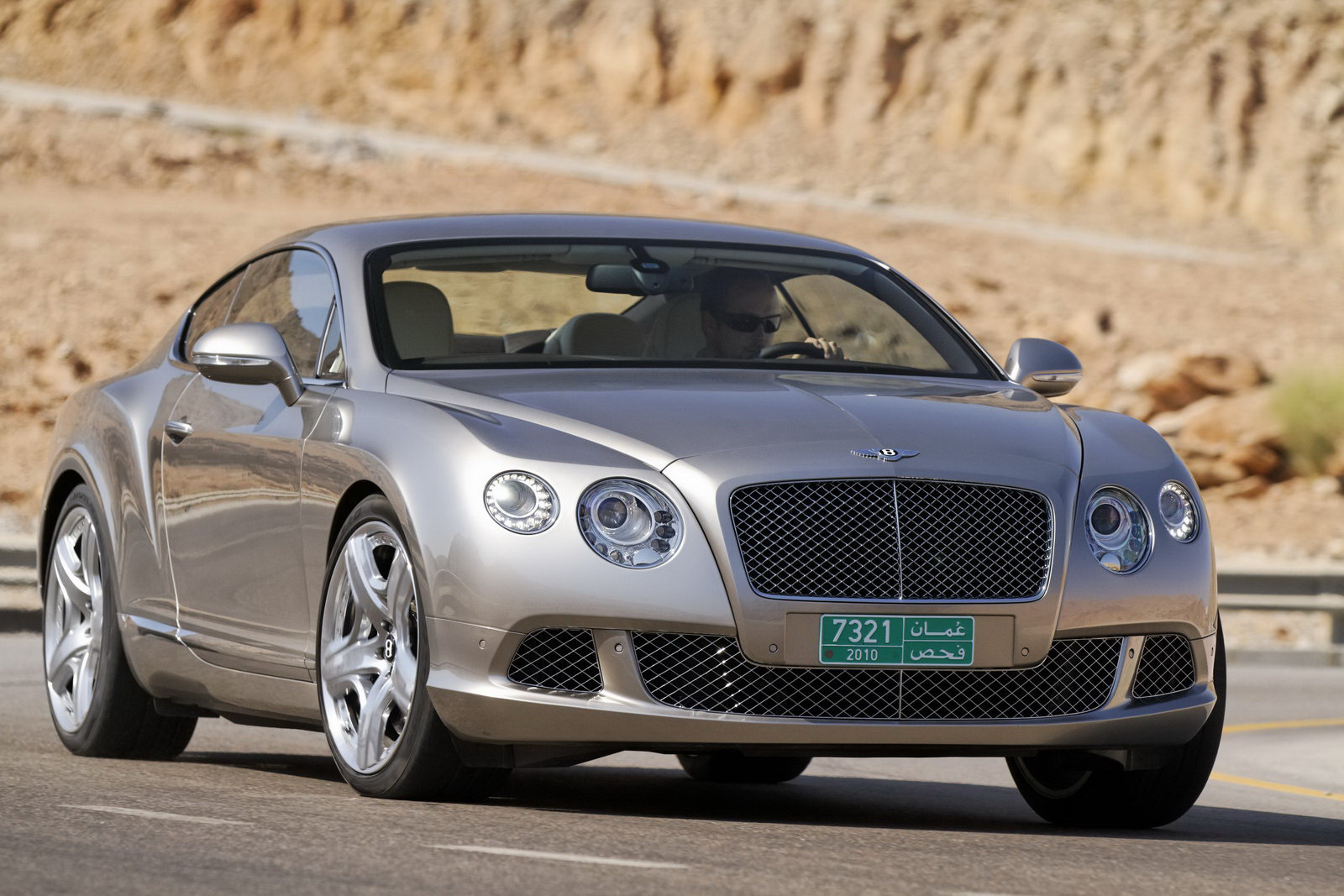 2011 Bentley Continental Gt Photos Amp Specs