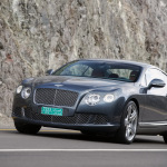 2011-Bentley-Continental-GT-Blue-Front