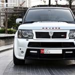 Chrome-Carbon-Range-Rover-Front