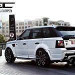 Chrome-Carbon-Range-Rover-side