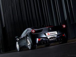 Akropovic-Exhausts-Ferrari-458