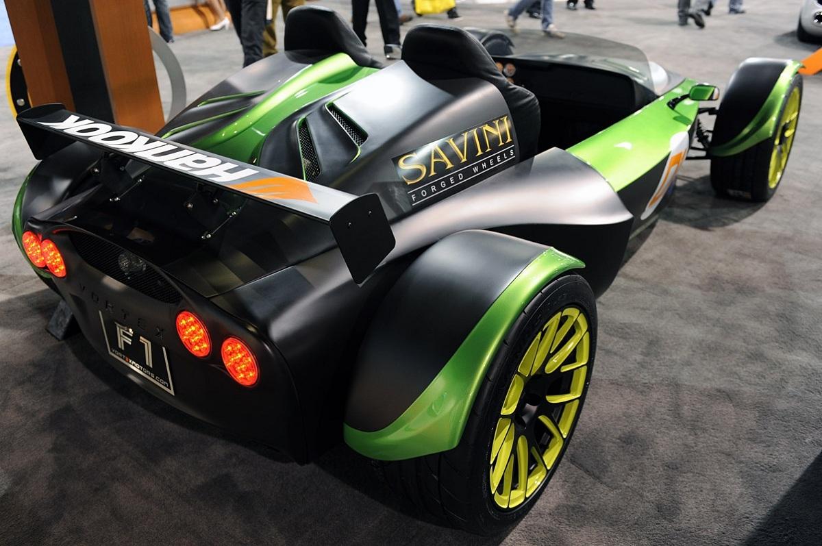 Vortex F1 Turnkey & Ultimate Cars