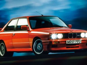 1985-BMW-M3-First-Generation-Red