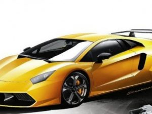 Lamborghini-Aventador-LP700-4Rendering