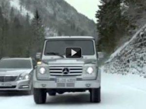 Mercedes-Commercial