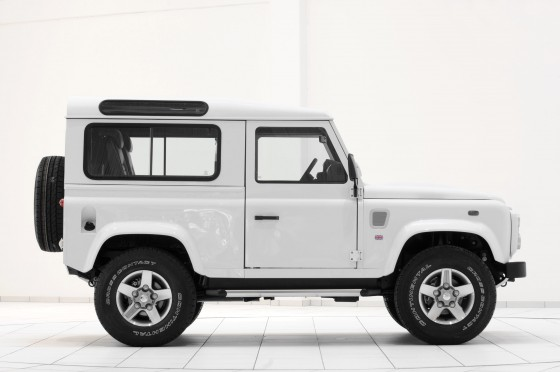 Startech-Land-Rover-Defender-Yachting-Side