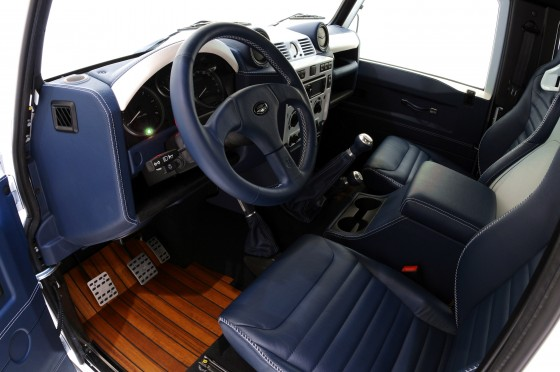 Startech-Land-Rover-Defender-Yachting-Interior-Front