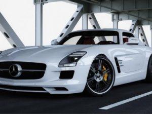 White-Wheelsandmore-Mercedes-SLS-AMG