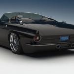 Bo-Zoland-1955-Ford-Thunderbird-Concept-Black