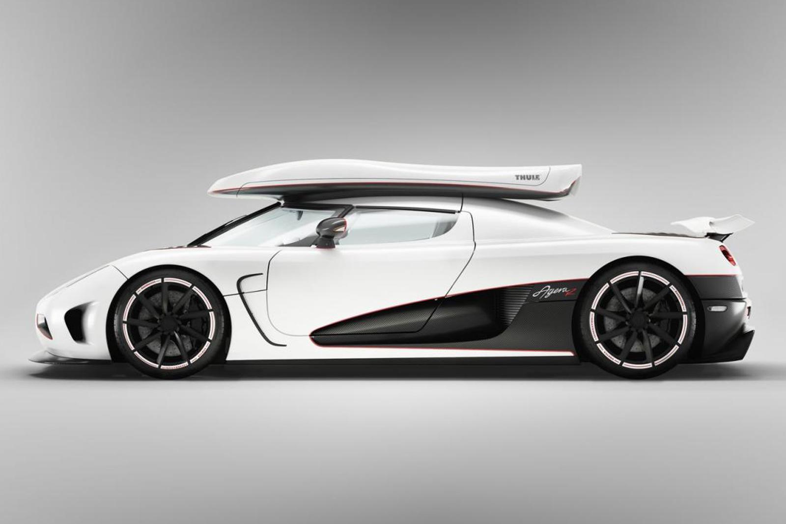 Speed Racer Inspired Koenigsegg Agera R