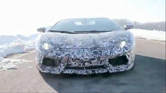 Lamborghini-Aventador-LP700-4-Spy-Shot