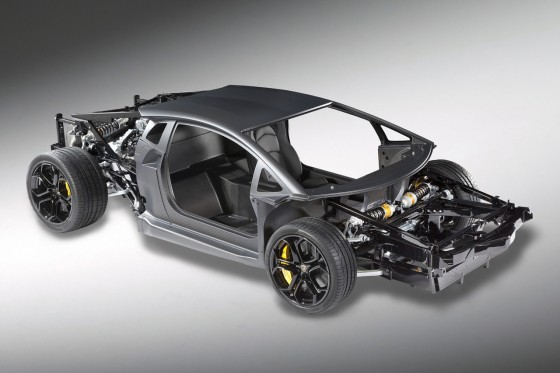 Lamborghini-Aventador-Rolling-Chassis