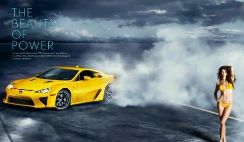 Lexus-LFA-Rianne-Ten-Haken-SI-Swimsuit-Issue