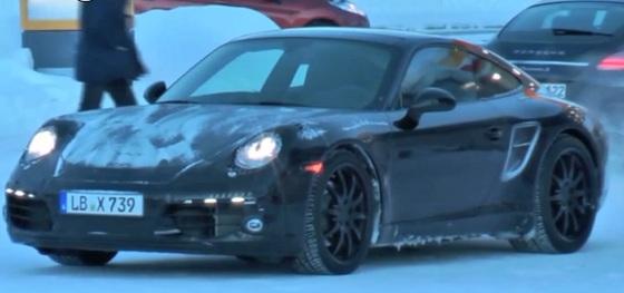 2012-Porsche-911-991