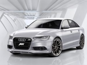 Audi A6 tuned by ABT Sportsline