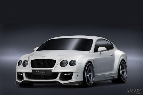 Amari-Design-Bentley-Continental-GT-Front