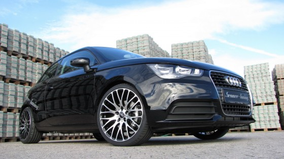 Modified Audi A1 1.4 TFSI Tuning Package