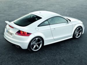 North American to get new Audi TT-RS