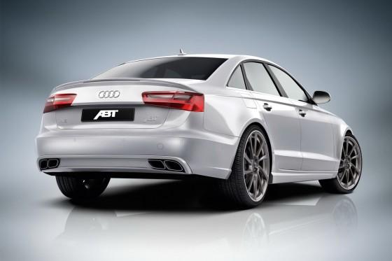 ABT Audi A6 3.0 Diesel V6