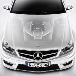 Mercedes-Benz-C63-AMG-Coupe-Front-Studio