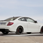 Mercedes-Benz-C63-AMG-Coupe-Right-Side