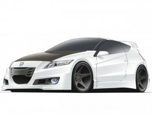 Mugen-Honda-CR-Z-Front