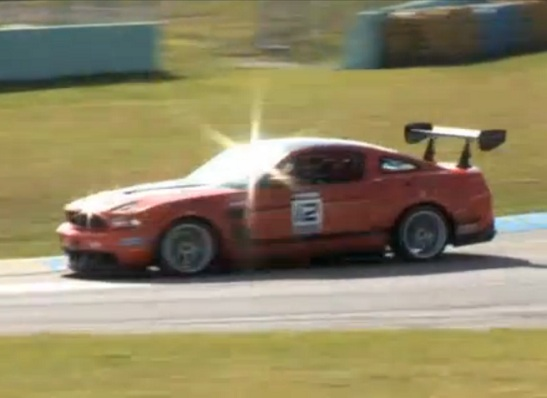Mustang-Boss-302S-Track
