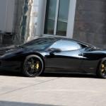 Ferrari 458 Black Carbon Edition Anderson Germany