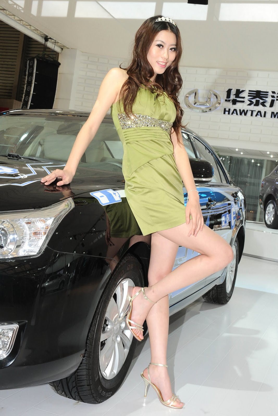 Shanghai sexy girls