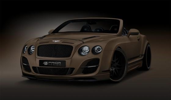 Prior-Design-Bentley-Continental-GT-Front