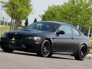BMW-M3-Frozen-Balck-Side