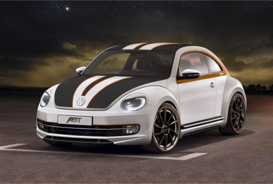Modified 2012 Volkswagen Beetle by ABT