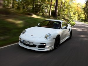 Techart Tuned Porsche 911 Turbo