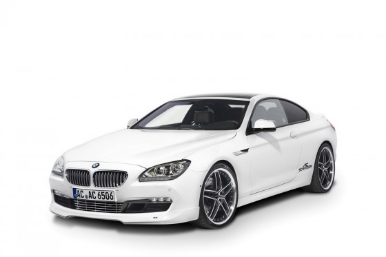 AC Schnitzer 2012 BMW 650i