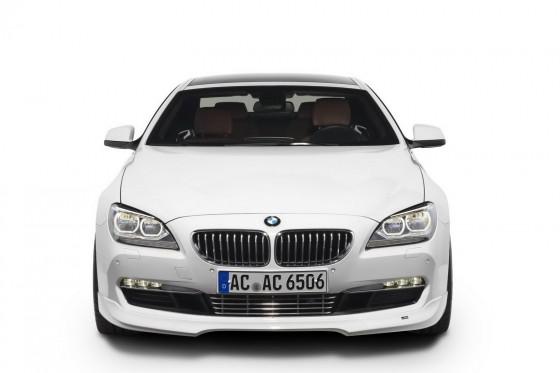 AC Schnitzer Tuned 2012 BMW 650i