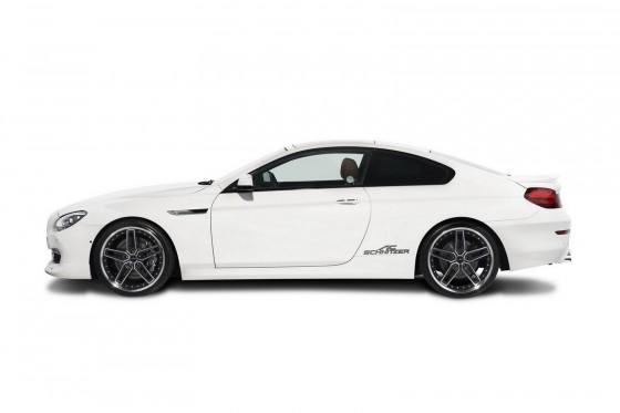 Tuned 2012 BMW 650i