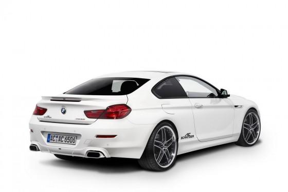 AC Schnitzer 2012 BMW 650i Side