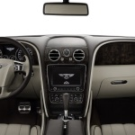 2014 Bentley Flying Spur front interior