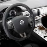 Arden tuned Jaguar XKR-S interior