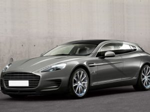 Aston Martine Rapide Shooting Brake by Bertone