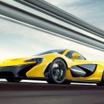 2014 McLaren P1 super car