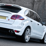 Porsche Cayenne Super Sport Wide by Kahn Design