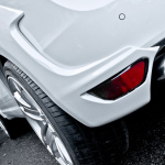 Modified Porsche Cayenne
