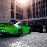 TECHART tuned Porsche 911 Carrera 4S