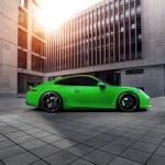 Tuned Porsche 911 Carrera 4S
